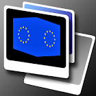 Cube EUR LWP simple icon