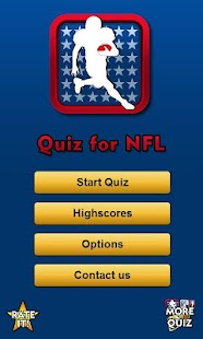 Quiz for NFL- screenshot thumbnail