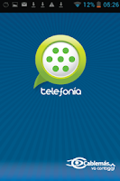 Screenshot of Telefonía