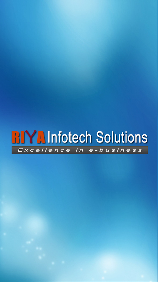 Riya Infotech Solutions- screenshot