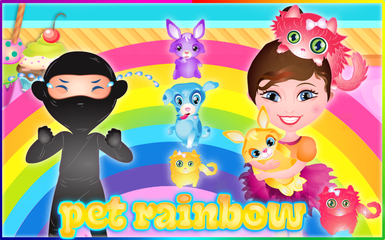 Pet Rainbow- screenshot