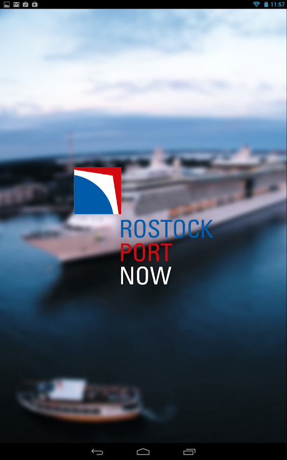 Rostock Port Now – Screenshot
