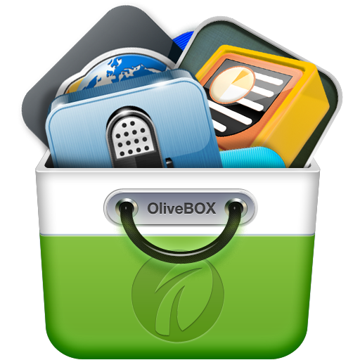 OliveBox 生產應用 App LOGO-APP開箱王