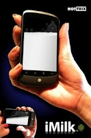 Screenshot of iMilk FREE - Drink phone-milk
