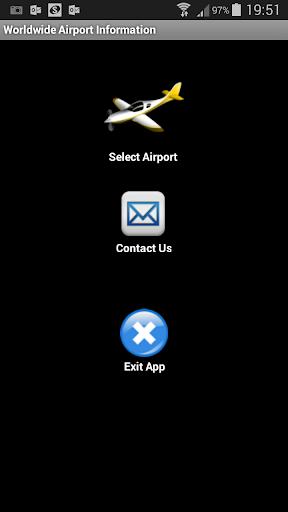 ワールドワイド空港情報