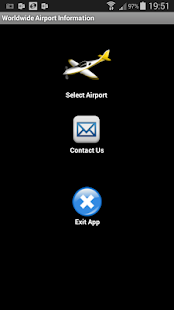Worldwide Airport Information- screenshot thumbnail