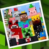 Skin Stealer Ideas - Minecraft