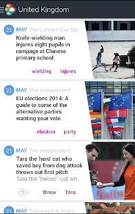 NEWSCRON – ALL NEWS IN ONE APP - screenshot thumbnail