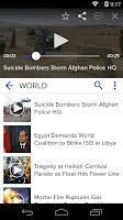 Screenshot of NBC News