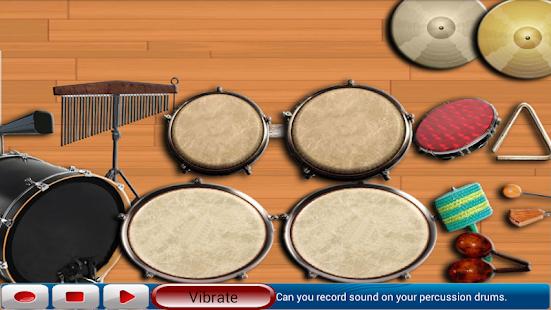 Percussão Bateria Drums