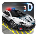 Skill3D Parking Police Station icon