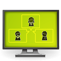 ISL Groop - Online Meetings icon