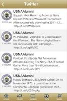 Screenshot of United States Naval Academy