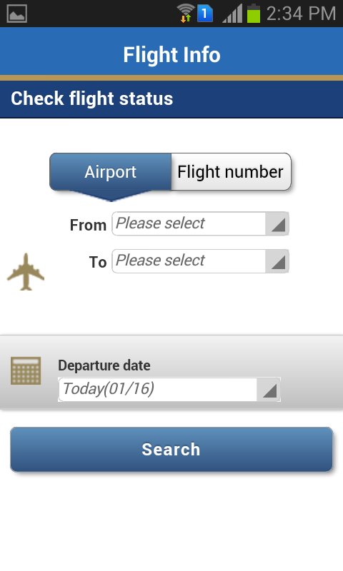 Bangkok Air- screenshot