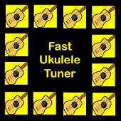 Fast Ukulele Tuner