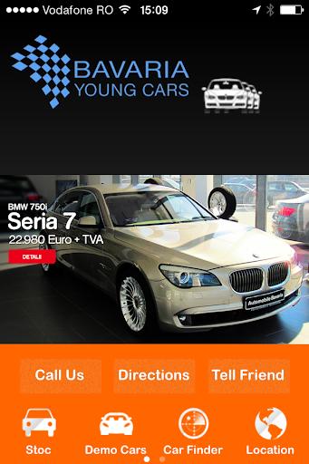 Bavaria Young Cars