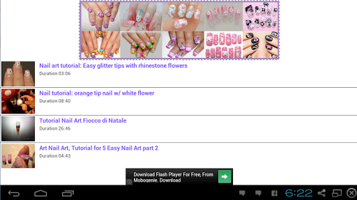 Tips Nail Art Tutorial