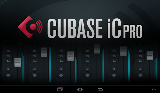 Cubase iC Pro
