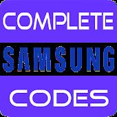 Complete Samsung Codes