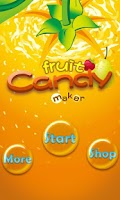 Screenshot of Make Candy Fruit-Cooking games