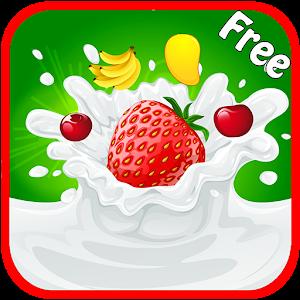 家庭片のMilkshake Maker - Shake Party LOGO-HotApp4Game