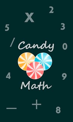 Candy Math: Speed up Maths