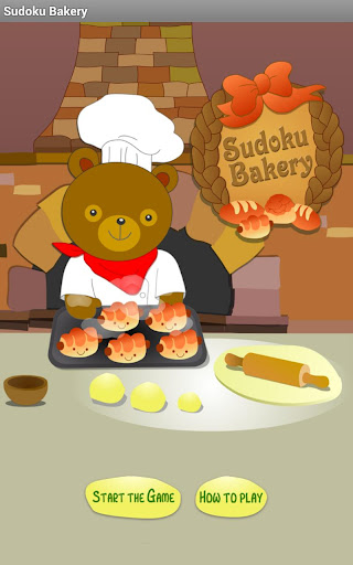 數獨麵包店
