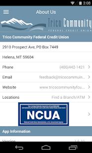 Trico Community FCU - screenshot thumbnail