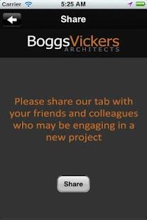 BoggsVickers Architects - screenshot thumbnail