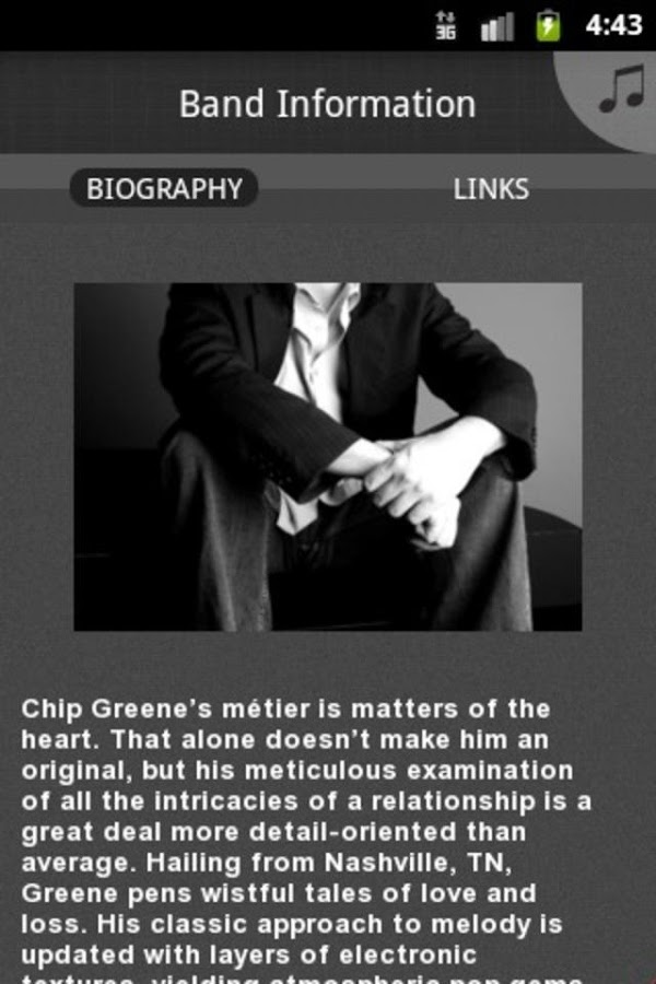 Chip Greene- screenshot