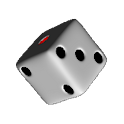 Simple Dice icon