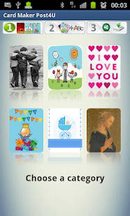Personal Card Postcard