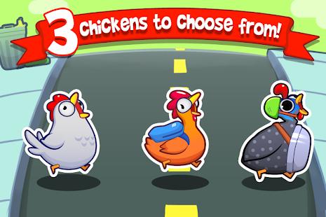 chicken toss взлом