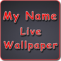My Name Live Wallpaper - Text icon