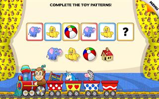 Screenshot of Preschool Learning Games Kids