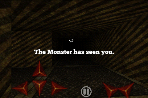 The Monster - screenshot