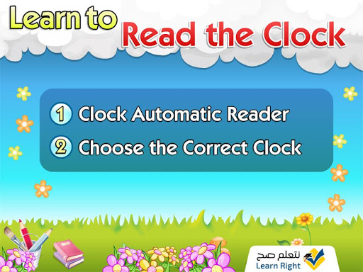 Learn to read the Clock