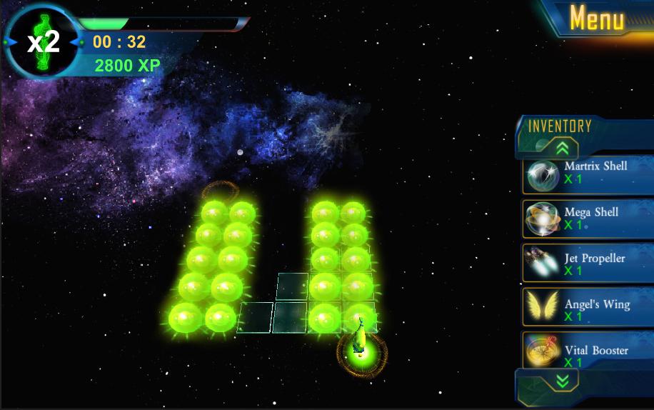 The Lost Alien- screenshot