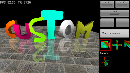 ModelAN3D : 3D paint & AR - screenshot thumbnail