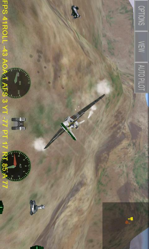 FighterWing Free - screenshot
