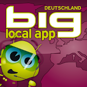 Big Local App Deutschland