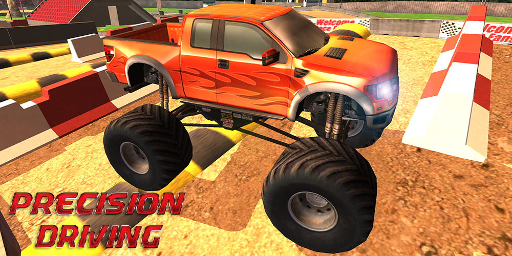 Ultimate monster truck rally android apps on google play