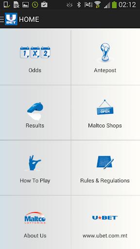 U*BET by Maltco Lotteries Ltd