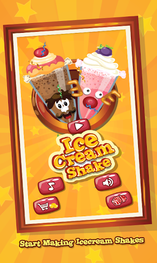 Ice Cream Shake Maker-Ads Free