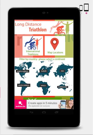 玩運動App|國際鐵人三項賽象鐵人,一半,奧運會,短跑或短鐵人三項免費|APP試玩