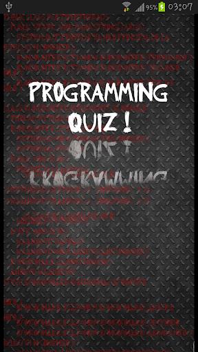 Programming Quiz