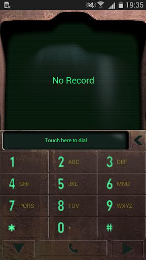 玩個人化App|Nuclear Fallout 3k Dialer免費|APP試玩