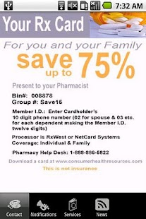 Rx Savings! - screenshot thumbnail