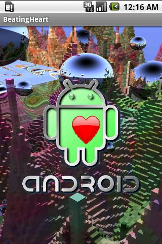Beating Heart Android - screenshot