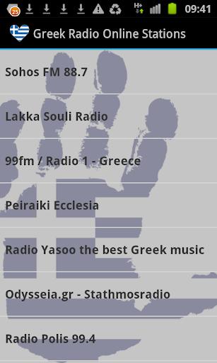 Greek Radio Music News
